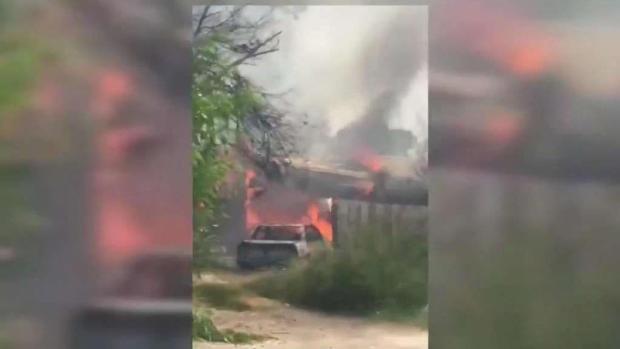 [TLMD - McAllen] Incendio termina en tragedia al norte de Palmview