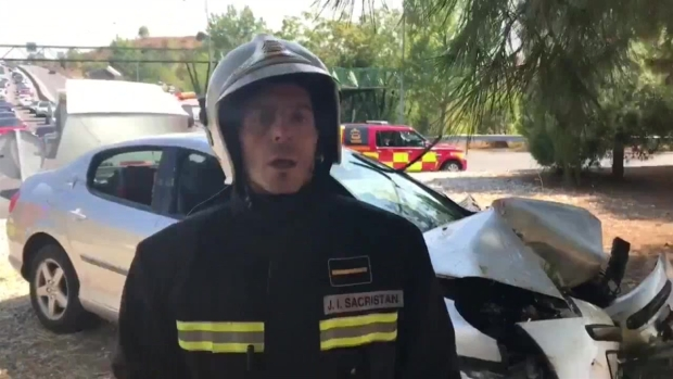 [TLMD - NATL] Increíble desenlace de choque de infarto en España