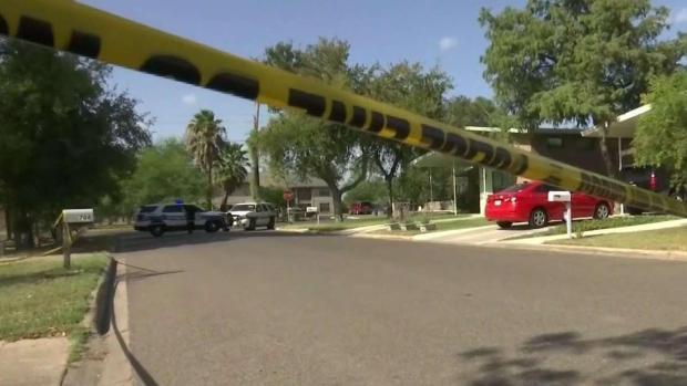 [TLMD - McAllen] Investigan homicidio en una residencia en San Juan