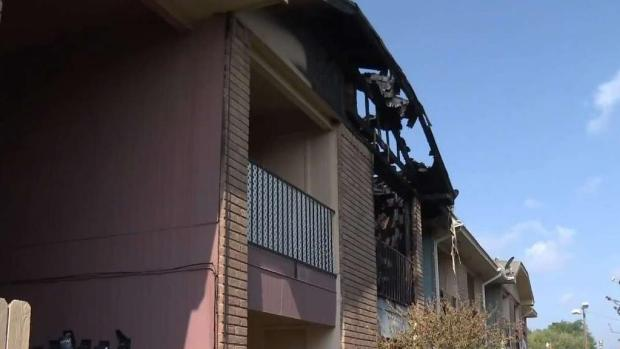 [TLMD - McAllen] Investigan incendio en un apartamento en McAllen