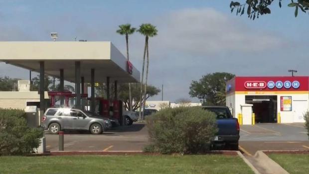 [TLMD - McAllen] Investigan tiroteo en la gasolinera de un H-E-B