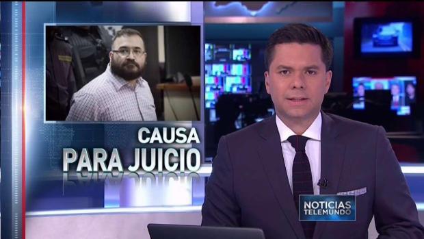 Javier Duarte permanece en prisión preventiva en México