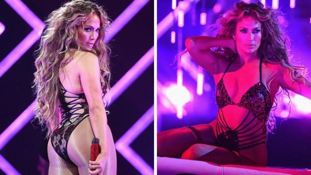 """Jennifer López protagonizará película sobre """"strippers"""""""