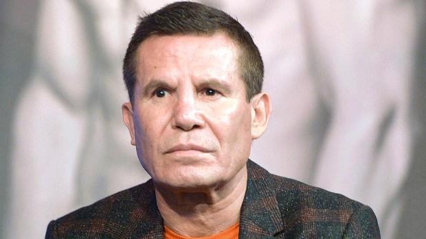 """Telemundo estrena """"El César"""", la serie sobre Julio César Chávez"""