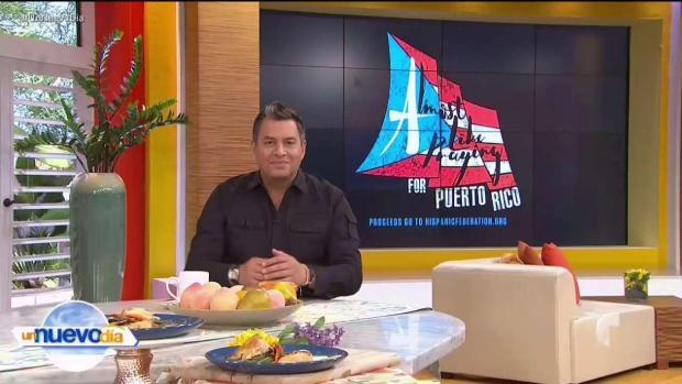 Entrevista con Lin-Manuel Miranda sobre canción para Puerto Rico