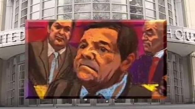 """Lo que le pidió """"El Chapo"""" Guzmán al juez"""
