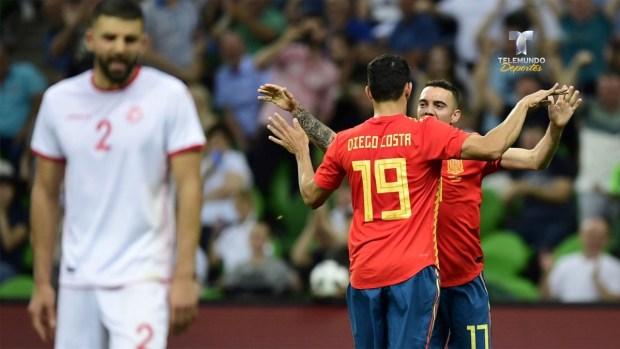 [World Cup 2018 PUBLISHED] Viva la Madre Patria! España llega a Rusia con dos récords