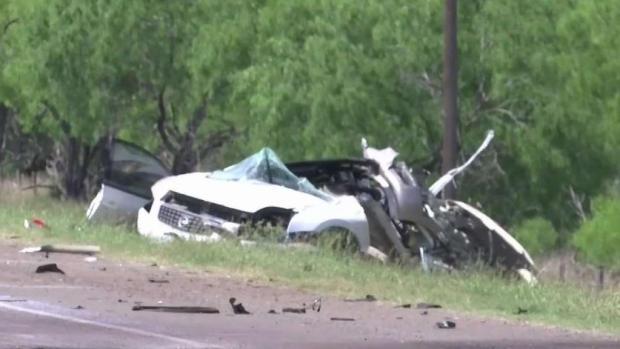 [TLMD - McAllen] Madre e hijo pierden la vida en un accidente de autos