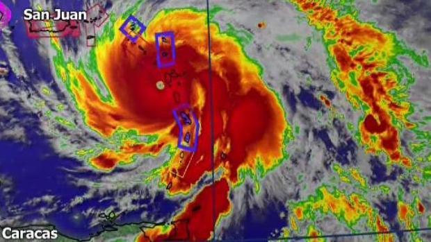Puerto Rico trata de reponerse tras la devastación de María