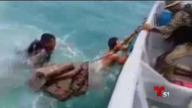 [TLMD - MIA] Muere bebé en naufragio de inmigrantes cubanos