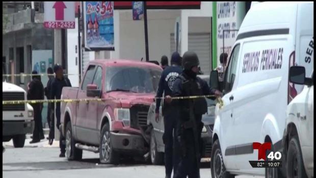 [TLMD - McAllen] Mueren 2 hombres durante enfrentamiento en Reynosa