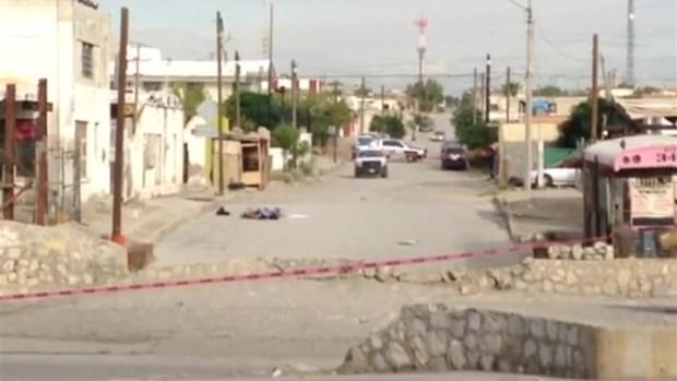 Encuentran cuerpos decapitados en Ciudad Juárez