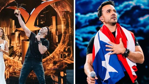 Luis Fonsi triunfa en Viña del Mar y dedica emotivas palabras a Puerto Rico