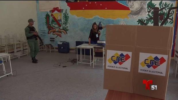 [TLMD - MIA] Decenas de países en contra de elecciones en Venezuela