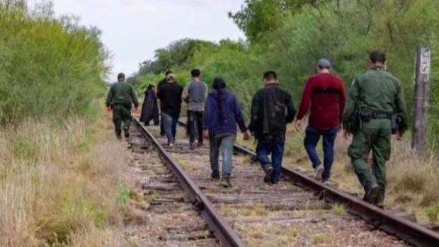 [TLMD - McAllen] Patrulla Fronteriza detiene a más de 80 indocumentados