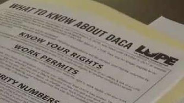 Requisitos para la renovación de DACA