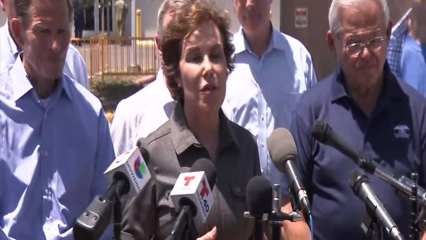 """[TLMD - McAllen] Senadora Rosen afirma que puede haber política """"más humana"""""""