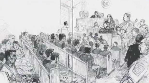 [TLMD - McAllen] Supervisan procedimiento de casos en cortes de inmigración