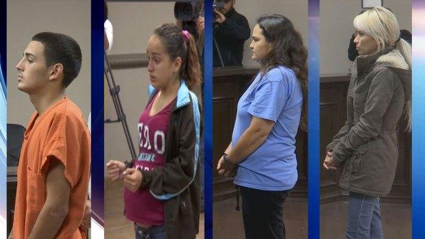 Fotos: Problemas para familia de joven acusado por homicidios en Palmview