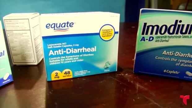 [TLMD - NATL] El peligro oculto de una medicina contra la diarrea