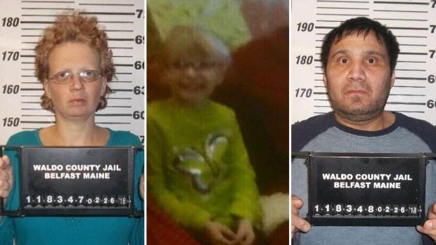 """¿Quién fue el """"monstruo""""? acusados de torturar a su hija por meses hasta matarla"""