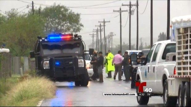 Video: Operativo policiaco para dar con tres personas en Donna