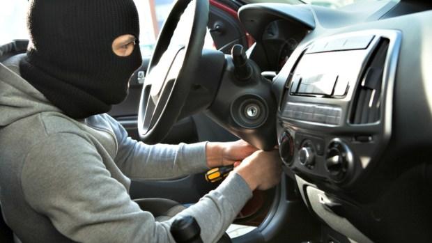 Los autos más robados en EE.UU., ¿el tuyo está aquí?