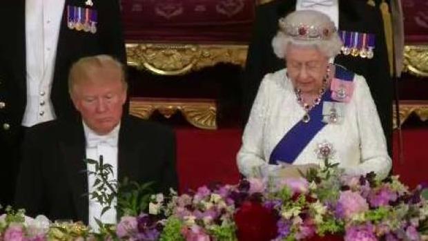 [TLMD - LV] Trump sigue su visita a Gran Bretaña entre protestas