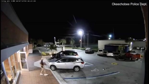 Le roba el bolso a una anciana de Florida y luego la atropella