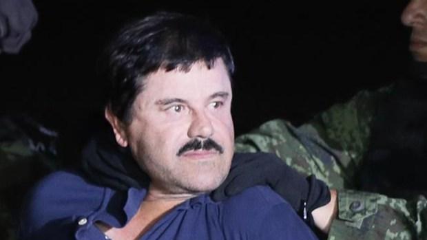 """Análisis de los gestos de """"El Chapo"""" Guzmán"""