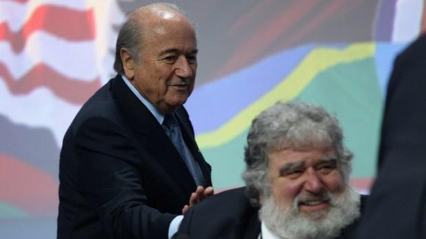 Fotos: ejecutivos de la FIFA acusados de corrupción