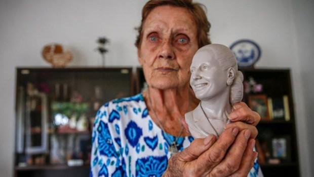 Enfermera de Evita Perón recuerda sus últimos momentos