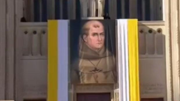 Junípero Serra, primer santo hispano en EEUU