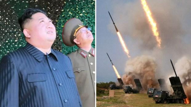[TLMD - LV] Imágenes: así prueba Kim Jong Un sus nuevos y temibles misiles