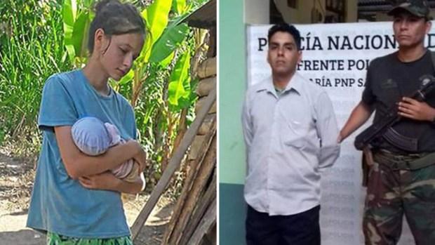 Arrestan a líder de secta que vivía con joven desaparecida