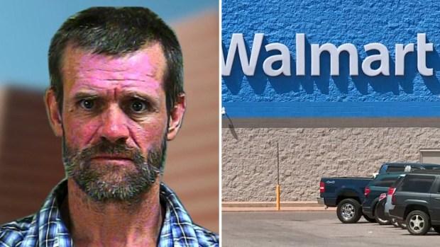 """Presunto """"mirón"""" de Walmart: lo que hago es legal"""