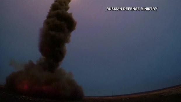 [TLMD - LV] Rusia prueba misiles balísticos de defensa