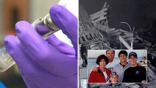 """Los médicos que hacen """"hablar"""" a los muertos del 9/11"""
