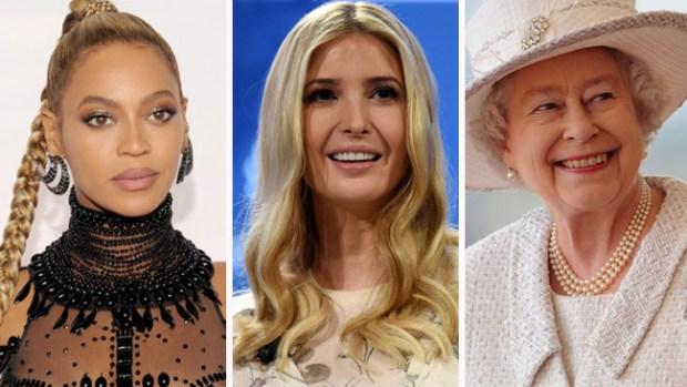 Forbes elige a las 100 mujeres más poderosas de 2018