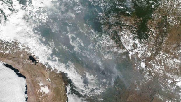 [TLMD - LV] Desde el espacio: así se ven los incendios en el Amazonas