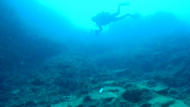 Increíble y en video: el naufragio más antiguo del mundo