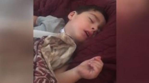 [TLMD - LV] Niño de Las Vegas deja de respirar cuando se va a dormir