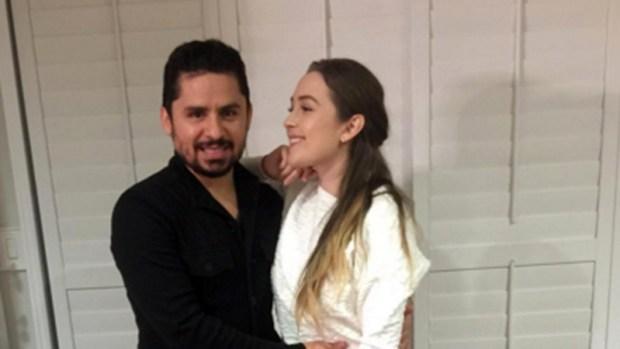 Larry Hernández publica nuevas fotos