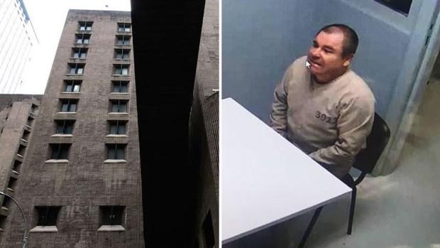 """Cómo es SHU, la impenetrable prisión de """"El Chapo"""""""