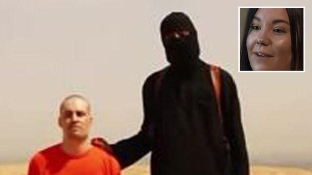 """Su padre fue degollado por """"Los Beatles"""" de ISIS: """"deben morir"""""""