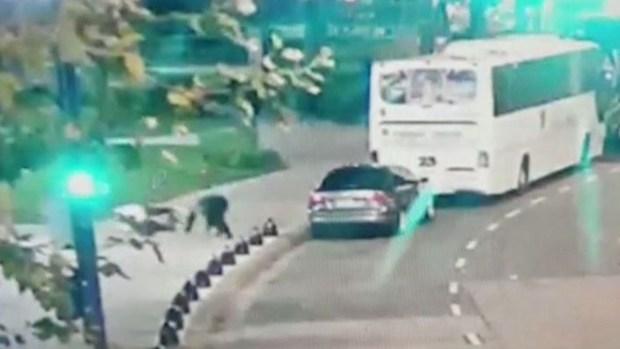 Video: matan a balazos a funcionario en Buenos Aires