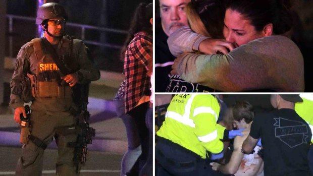 Masacre en California: fiesta llena de jóvenes termina en tragedia
