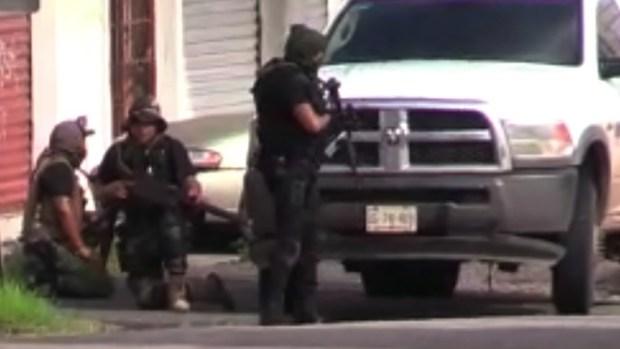 [TLMD - NAT] No se reponen del susto: relatan momentos de terror en Culiacán