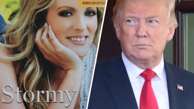 """Libro de actriz porno detalla que """"Trump tiene el miembro pequeño"""""""