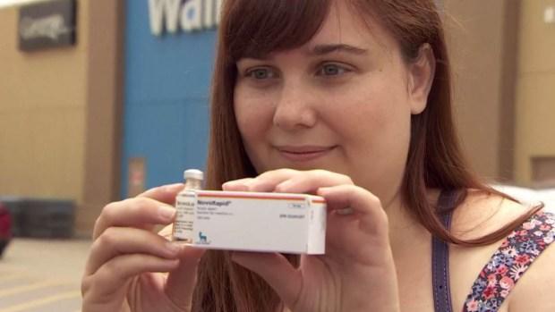 """""""Crisis del precio de la insulina"""": grupo encuentra ayuda en la frontera"""